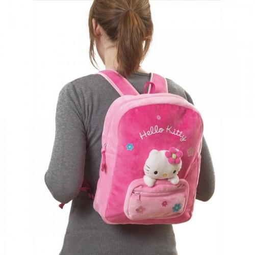 Si buscas seguridad y comodidad, la Mochila Hello Kitty, es tu mejor elección