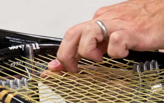Todo sobre los cordajes de tenis