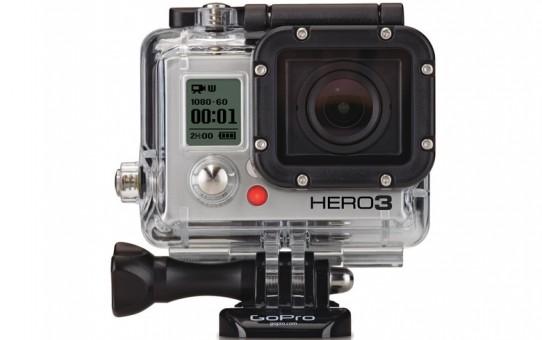 La historia de la cámara GoPro
