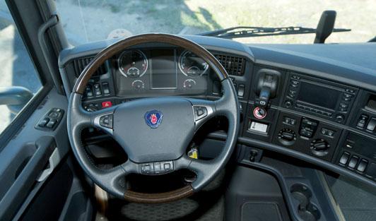 Nuevos camiones Scania en silla: modelos y especificaciones
