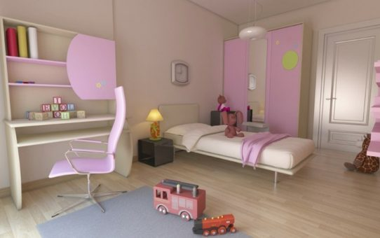 A tu disposición habitaciones infantiles online