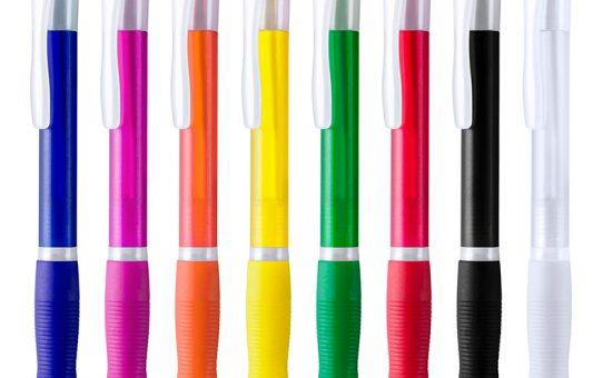 Las ventajas de regalar bolígrafos personalizados publicitarios