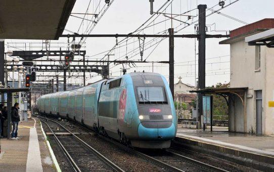 Ventajas de viajar en tren por Francia