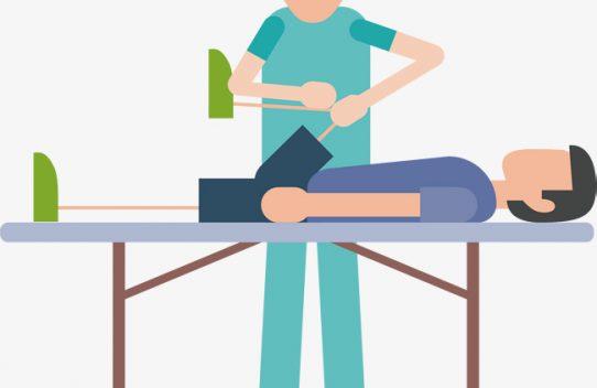Ejercicios de rehabilitación después de la artroscopia de hombros
