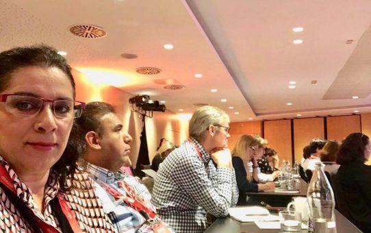 Se presenta Especialistas en medios en la Cumbre Global de AMEC